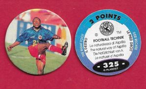 Colombia Faustino Asprilla Newcastle United 325